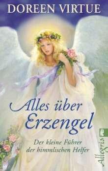 Doreen Virtue: Alles über Erzengel, Buch