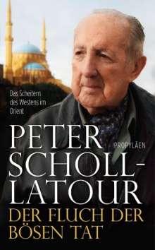 Peter Scholl-Latour: Der Fluch der bösen Tat, Buch
