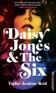 Taylor Jenkins Reid: Daisy Jones and The Six, Buch