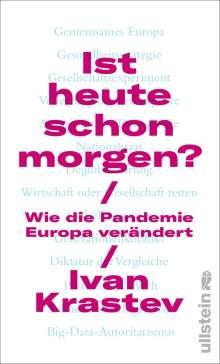 Ivan Krastev: Sieben Schlüsse aus der Corona-Krise, Buch