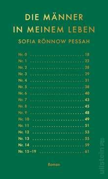 Sofia Rönnow Pessah: Die Männer in meinem Leben, Buch