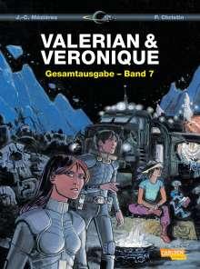 Pierre Christin: Valerian und Veronique Gesamtausgabe 07, Buch