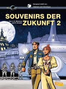 Pierre Christin: Valerian und Veronique 23: Souvenirs der Zukunft 2, Buch