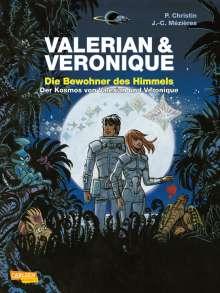 Pierre Christin: Valerian und Veronique: Die Bewohner des Himmels - erweiterte Neuausgabe, Buch