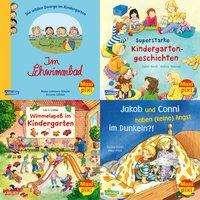 Sandra Grimm: Maxi-Pixi-Serie 72. Mit Maxi Pixi im Kindergarten (4 x 5 Exemplare), Diverse