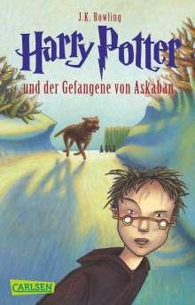 Joanne K. Rowling: Harry Potter 3 und der Gefangene von Askaban, Buch