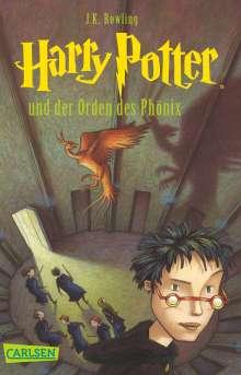 Joanne K. Rowling: Harry Potter 5 und der Orden des Phönix, Buch