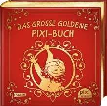 Andreas Steinhöfel: Das große goldene Pixi-Buch, Buch