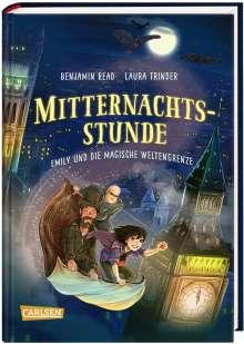 Benjamin Read: Mitternachtsstunde 3: Emily und die magische Weltengrenze, Buch