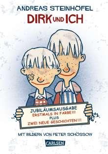 Andreas Steinhöfel: Dirk und ich, Buch