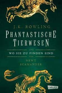 Joanne K. Rowling: Phantastische Tierwesen und wo sie zu finden sind, Buch