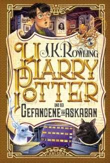 J. K. Rowling: Harry Potter 3 und der Gefangene von Askaban, Buch
