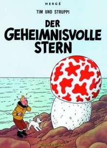 Herge: Tim und Struppi 09. Der geheimnisvolle Stern, Buch