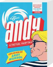 Typex: Andy - A Factual Fairytale, Buch