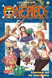 Eiichiro Oda: One Piece 26. Abenteuer auf der Insel Gottes, Buch