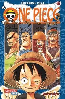 Eiichiro Oda: One Piece 27. Ouvertüre, Buch