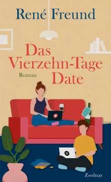 René Freund: Das Vierzehn-Tage-Date, Buch