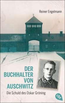 Reiner Engelmann: Der Buchhalter von Auschwitz, Buch