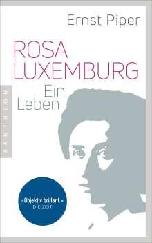 Ernst Piper: Rosa Luxemburg, Buch