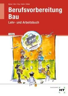 Balder Batran: Berufsvorbereitung Bau, Buch