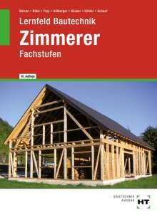 Balder Batran: Lernfeld Bautechnik Zimmerer, Buch