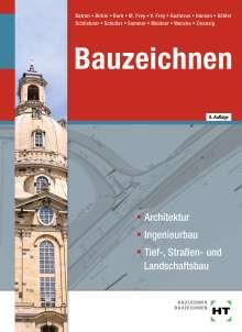 Balder Batran: Bauzeichnen, Buch