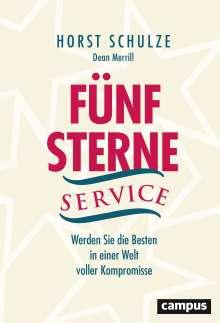 Horst Schulze: Fünf-Sterne-Service, Buch