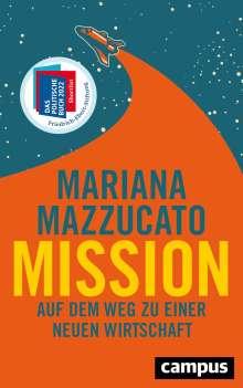Mariana Mazzucato: Mission, Buch