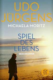 Udo Jürgens: Spiel des Lebens, Buch