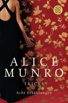 Alice Munro: Tricks, Buch