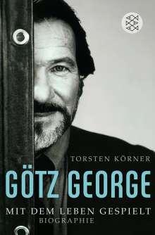 Torsten Körner: Götz George, Buch