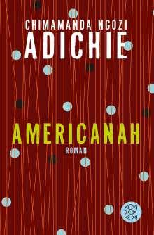 Chimamanda Ngozi Adichie: Americanah, Buch