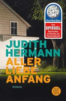 Judith Hermann: Aller Liebe Anfang, Buch