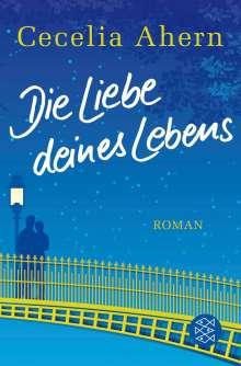 Cecelia Ahern: Die Liebe deines Lebens, Buch