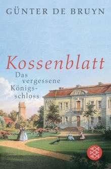 Günter de Bruyn: Kossenblatt, Buch