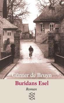 Günter de Bruyn: Buridans Esel, Buch