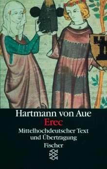 Hartmann von Aue: Erec, Buch
