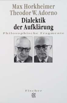 Max Horkheimer: Dialektik der Aufklärung, Buch