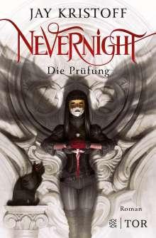 Jay Kristoff: Nevernight - Die Prüfung, Buch