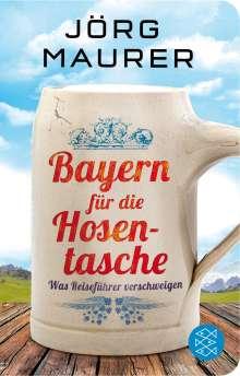 Jörg Maurer: Bayern für die Hosentasche, Buch