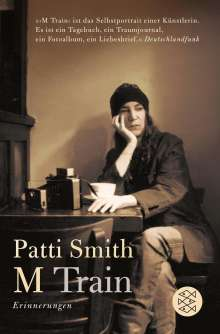 Patti Smith: M Train, Buch