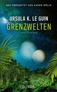 Ursula K. Le Guin: Grenzwelten, Buch