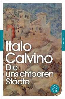 Italo Calvino: Die unsichtbaren Städte, Buch