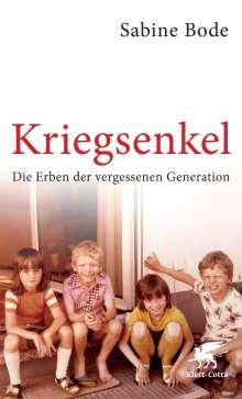 Sabine Bode: Kriegsenkel, Buch