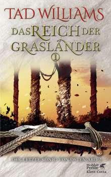 Tad Williams: Das Reich der Grasländer 1, Buch