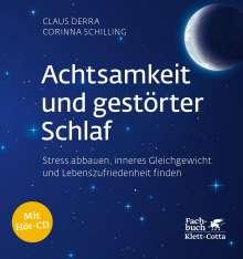 Claus Derra: Achtsamkeit und gestörter Schlaf, Buch