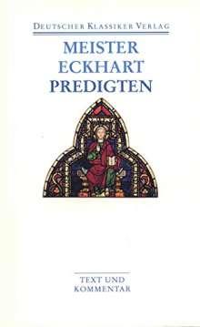 Meister Eckhart: Werke 1, Buch