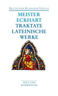 Meister Eckhart: Werke 2, Buch