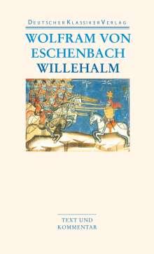Wolfram von Eschenbach: Willehalm, Buch