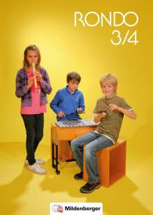 Othmar Kist: RONDO 3/4 - Schülerbuch - Neuausgabe, Buch